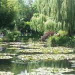 Un autre pont: le pont japonais, Giverny, les jardins de Monet